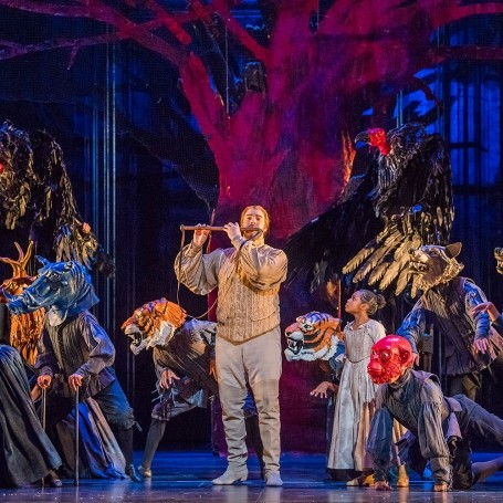 Why everyone should see The Royal Opera's production of The Magic Flute