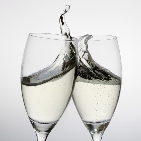 You can now turn water into Prosecco