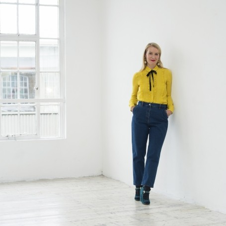How our editor-in-chief fell in love with denim again