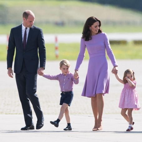 Prince William says Princess Charlotte 'will be trouble' when she gets older