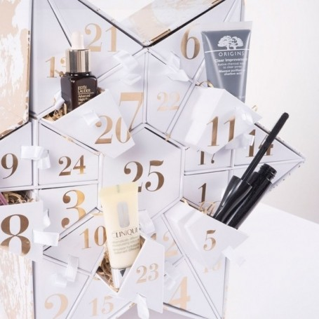 Estee Lauder has created it's first ever multi-branded advent calendar
