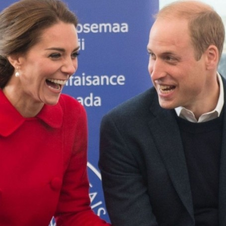 Prince William just made a dad joke about his hair loss