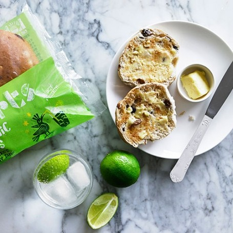 You can now buy gin and tonic teacakes
