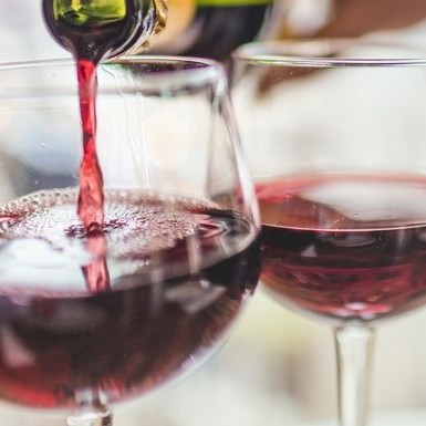 Bottomless red wine lunches exist in the world