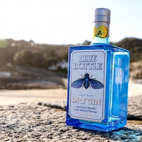 Drink of the week: Blue Bottle gin