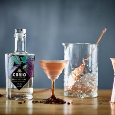 Drink of the week: Curio Fly Navy Gin