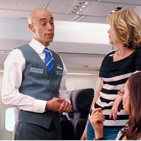 Why flight attendants prefer working in Economy to First Class