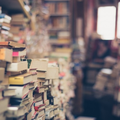 A love letter to bookshops