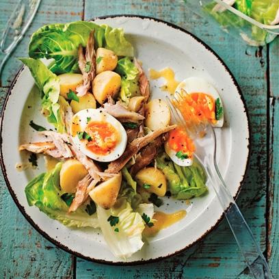 New potato smoked mackerel and egg salad james ramsden recipes ingredients forumfinder Choice Image