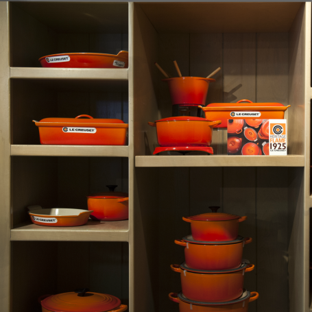 The incredible Le Creuset perk that makes this pricey kitchenware worth it
