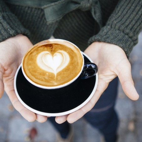 This is the best time to have your first cup of coffee in the morning