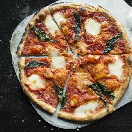 You can now be a professional pizza taster