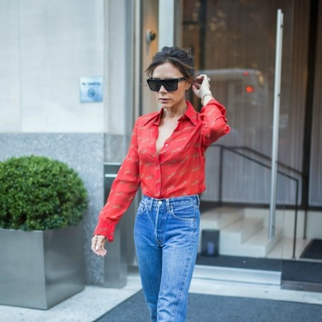 Victoria Beckham reveals her early morning health secret