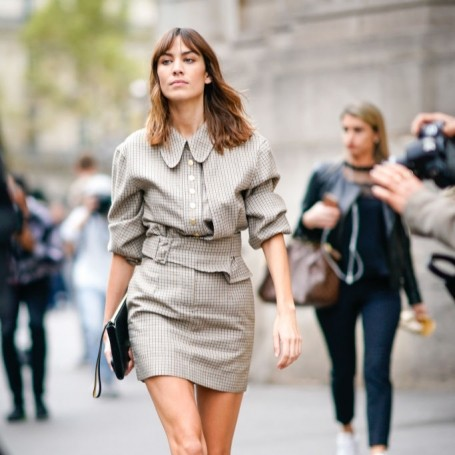 How to wear a mini skirt if you're not a teenager