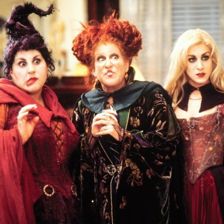 Hocus Pocus originally had a completely different name