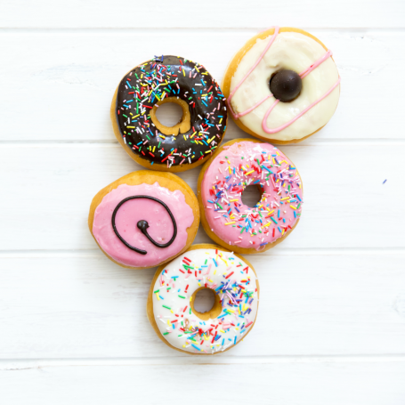 Here's how you can get free doughnuts for 2 weeks