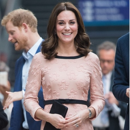 23 candid photos that show what Kate Middleton's like when she's not playing princess