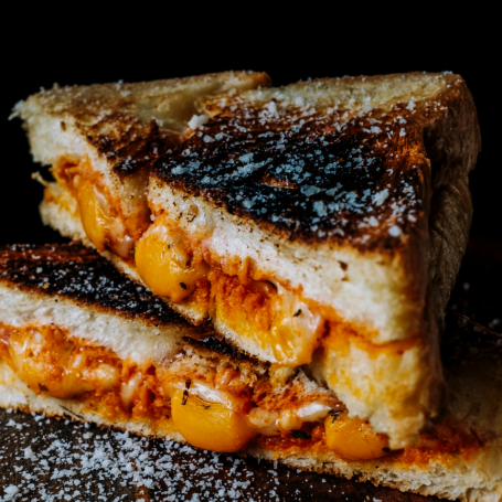 You've been making cheese toasties wrong this whole time