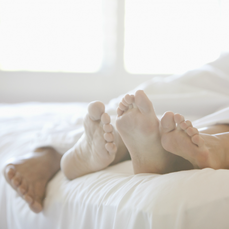 The reason why 1 in 4 British couples sleep in separate beds