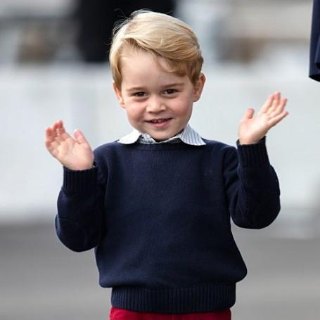 Prince William just revealed Prince George's favourite movie