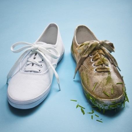How to clean white trainers: easy hack goes viral