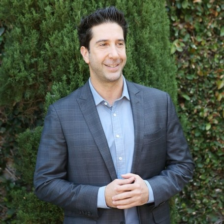 David Schwimmer is a nice reminder that good guys do exist