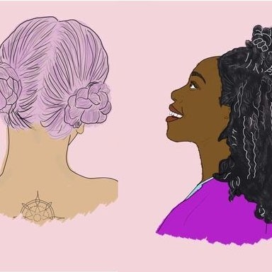 How to air-dry your hair (depending on your hair type)