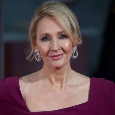 JK Rowling tops Forbes' highest-paid European celebrity list