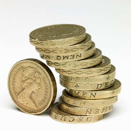 Here's where you can still spend your old pound coins