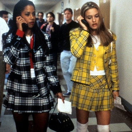Alicia Silverstone wore her iconic 'Clueless' ensemble to hang with Chrissy Teigen