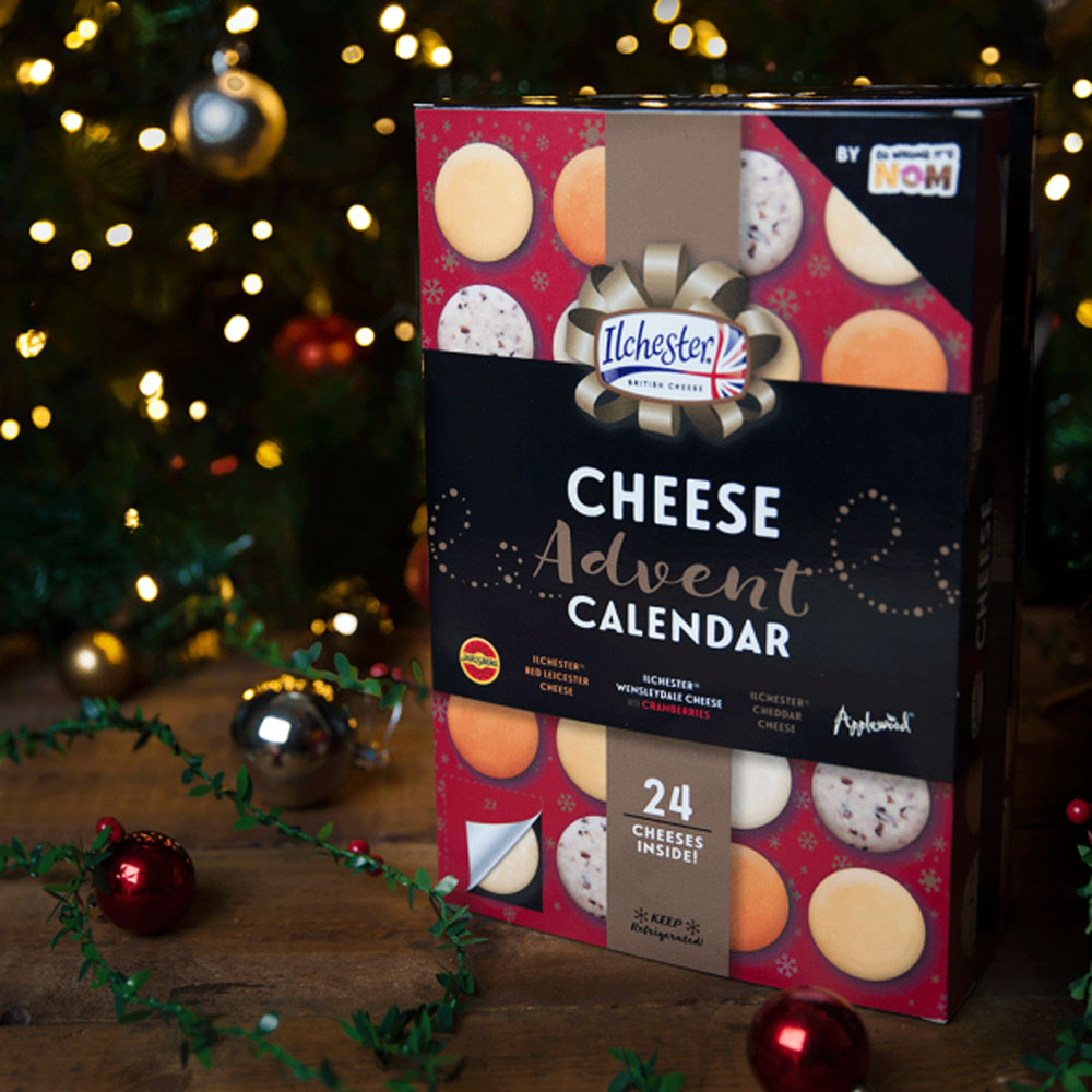 A Cheese Advent Calendar Exists And We Are So Ready For It