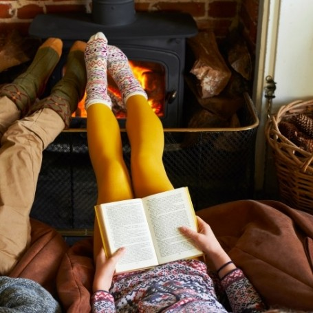 Cosy winter reads: the best books to hygge with