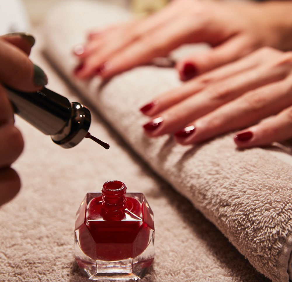 You can now book in for Christian Louboutin manicures - Red Online