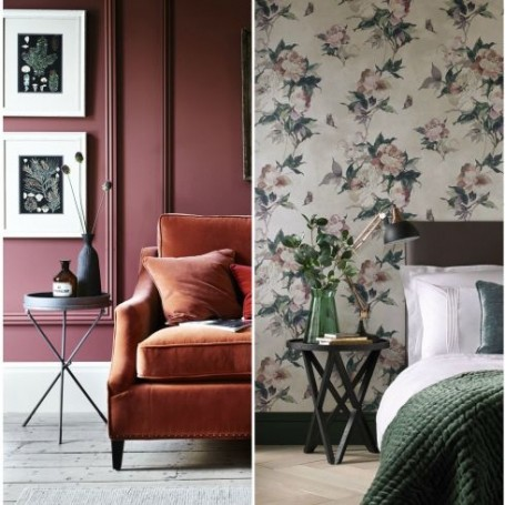 10 of the hottest home and interior design trends for autumn winter 2017 - Red Home Interior