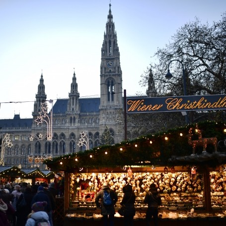 The most magical European cities to visit this winter