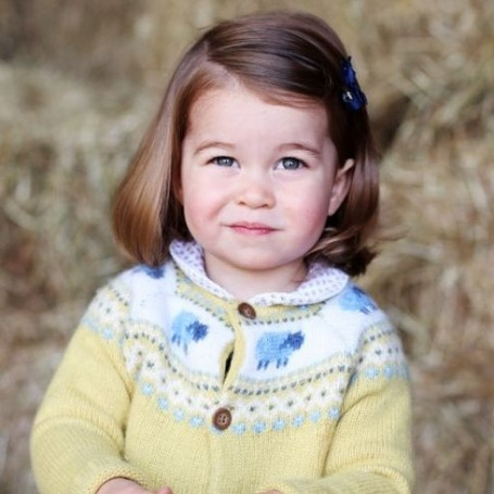 Kate Middleton reveals Princess Charlotte's favourite colour