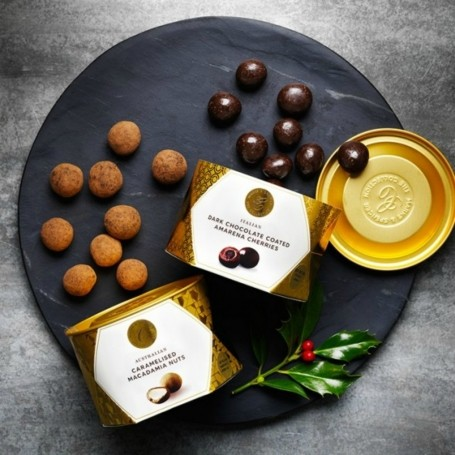 Marks & Spencers' new range of Christmas chocolates look pretty amazing