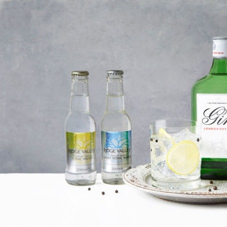 Over 10,000 bottles of this award-winning gin are sold every day