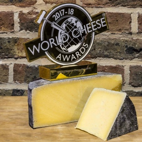 The world's best cheese has been announced – and it comes from Cornwall