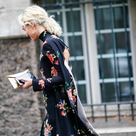 50 of the best floral dresses for winter