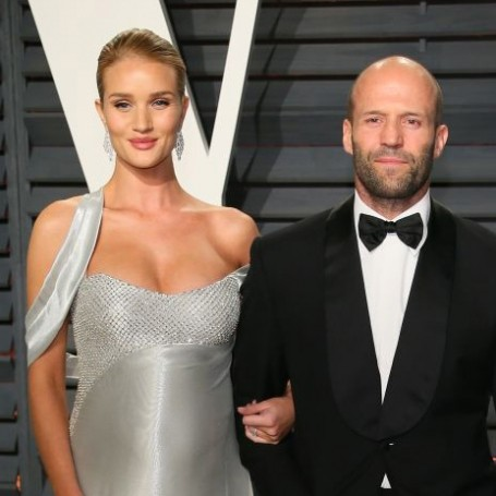 Inside Rosie Huntington-Whiteley and Jason Statham's Beverly Hills home