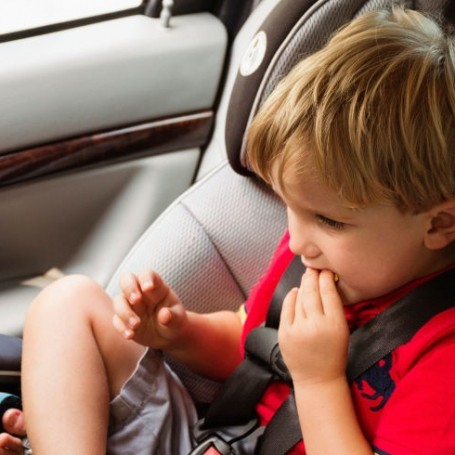 This £3 kids' toy can remove crumbs from car seats in seconds