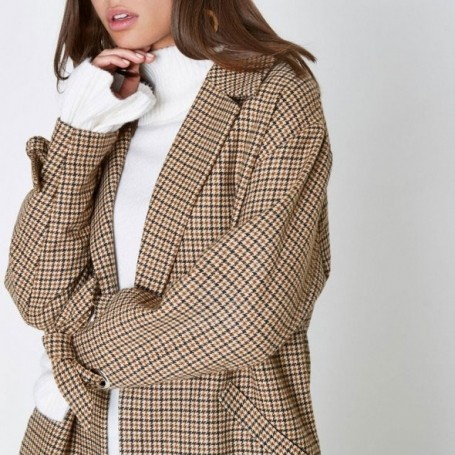 This River Island coat is all over Instagram