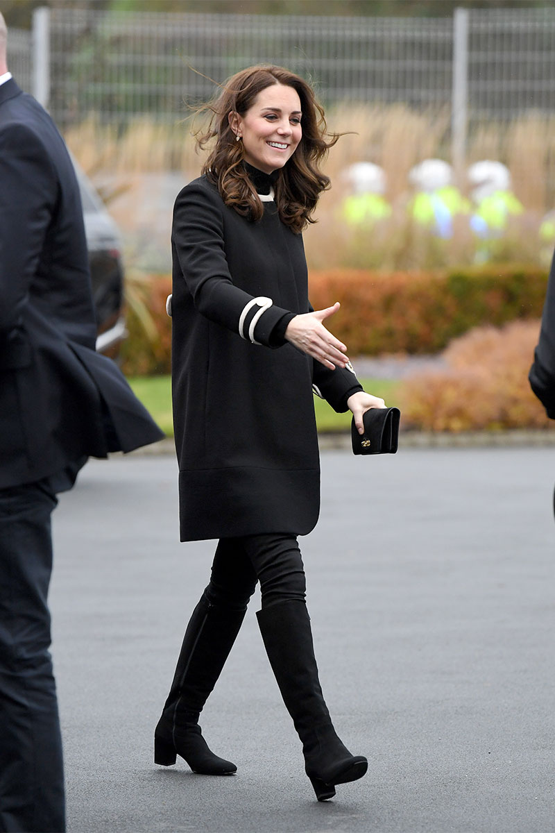 The Duchess Of Cambridge Has Been Recycling Her Maternity