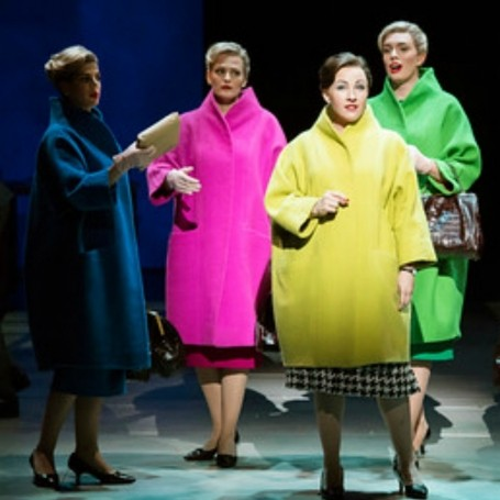 5 reasons to see Marnie at the English National Opera