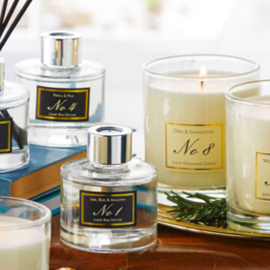 Aldi has launched home fragrance gift sets and we want them all for Christmas