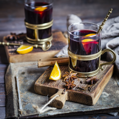 We bet you never knew about mulled wine's surprising health benefit