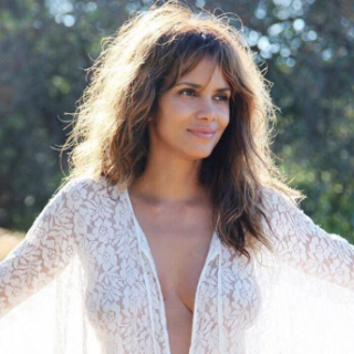 What Halle Berry does to make 50 look like 30