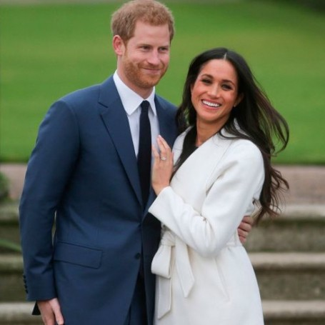 Prince Harry and Meghan Markle's exact wedding date has been announced