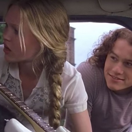 10 Things I Hate About You's Julia Stiles reveals Heath Ledger's hidden talent